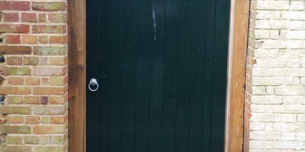 External Garden Gate, Precision Made Joinery, Suffolk