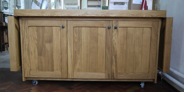 Heritage Work, Cabinets, Precision Made Joinery, Acton, Sudbury, Suffolk