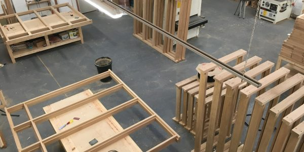 Doors - Joiners, Sudbury, Suffolk - Precision Made Joinery