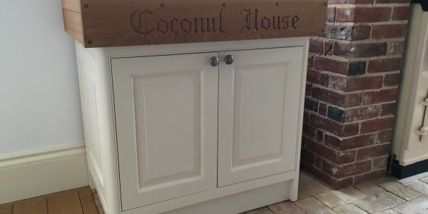 Butchers Block, Coconut House, Long Melford, Precision Made Joinery, Suffolk