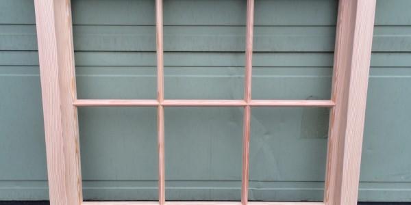 Precision Made Joinery based in Sudbury, Suffolk provide Bespoke handmade Window Frames