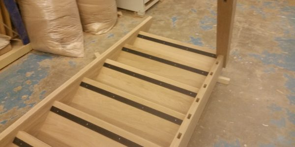 Stairs in Progress, Precision Made Joinery, Suffolk,