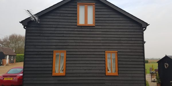 External Windows and doors in Little Canfield, Great Dunmow, Essex by Precision Made Joinery, Suffolk