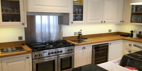 Kitchen, Precision Made Joinery, Acton, Sudbury, Suffolk