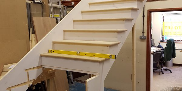 Stairs - Joiners, Sudbury, Suffolk - Precision Made Joinery