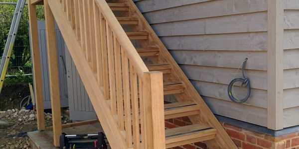 External Stairs - Denston
