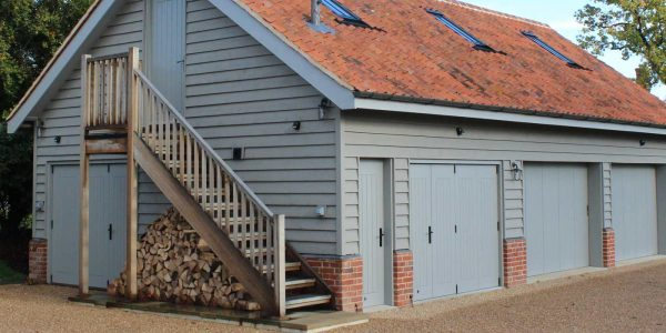 Garages, Precision Made Joinery, Suffolk