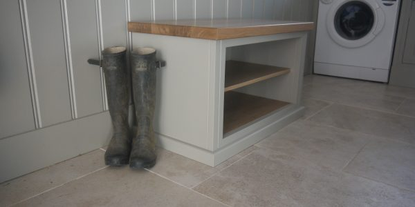 Utility/Boot Room, Precision Made Joinery, Suffolk