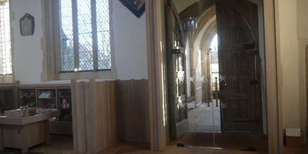 Southwold Church, Precision Made Joinery, Suffolk