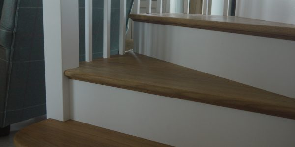 Internal Staircase, Groton, Precision Made Joinery, Suffolk