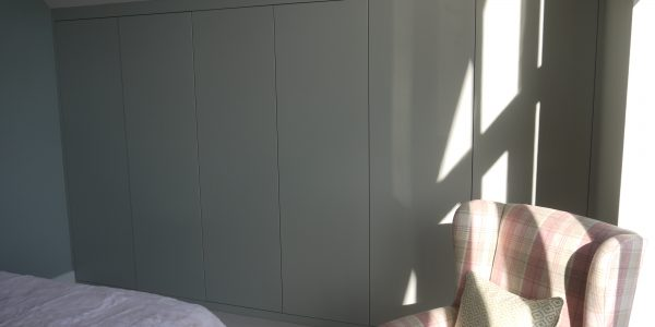 Bedroom Furniture, Precision Made Joinery, Suffolk
